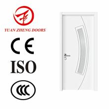 Fornecedor de China Porta de madeira Preço de porta de vidro