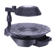3D Infrared Light Barbecue Griddle