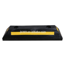 560x150x100mm rubber wheel stopper for traffic safety