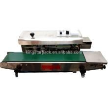 FA-900S máquina de selagem de nitrogênio de impressão contínua semi-automática de aço