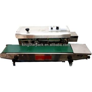 FA-900S полуавтоматическая непрерывная стальная печатная машина для герметизации азота