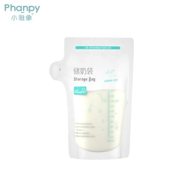 PH758072 Phanpy Tea Pot Design Breastmilk Storage Bag-200ml