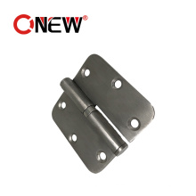 """Cabinet Expandable 2.5"""" Inch Small Butt Hinge Stainless Steel 304 Door Hinges with Adjust"""
