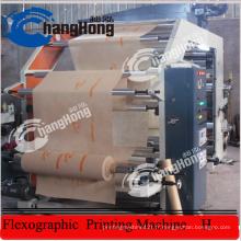 Machine d'impression flexographique en tissu non tissée