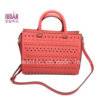 Hot Fashion Perforated Handbags Tote Shoulder Bags