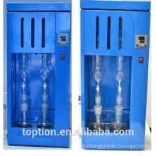 Soxhlet extraction used for grain/feed/oil/solid/ Lab equipment