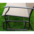 Outdoor Patio Single Seat Swing Bench Glider Rocking Chair