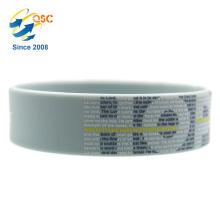Wholesale Promotional Customizable HOPE bracelet