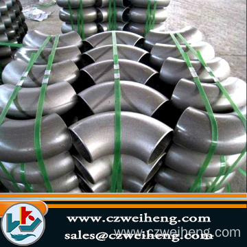 carbon steel 180 degree pipe Elbow Fittings