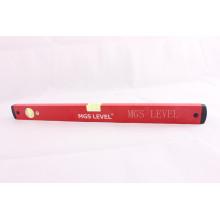 Красный профессиональный ящик уровня 700810-600 мм