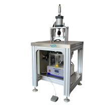 Semi Ultrasonic Price KN95 Edge Sealing Banding Machine Welding Equipment 12months Ultrasonic Welding Generator,1 Year Accepted