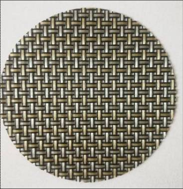 Hotel restaurants cafes with square round PVC cup mat1