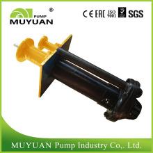 Pompe à lisier verticale minière