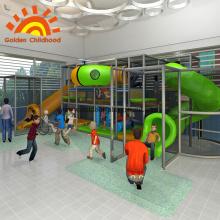 Adventure Indoor Kids Play Equipment Safety