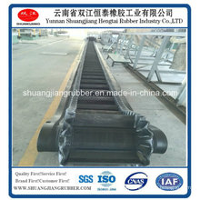 Moulded Edgesidewall Conveyor Belt ISO Standard