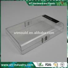 OEM Plastic mold Box moud Transparent packing box mold manufacturer