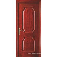 Red Oak Veneered Raised Molding Interior Doors -S13-02