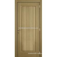 White Oak Veneer Natural Lacquer Molded Door
