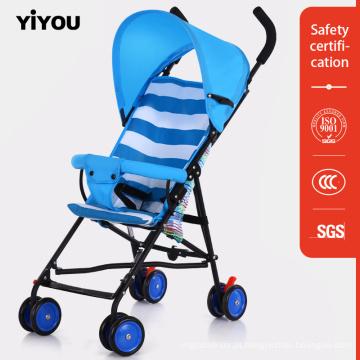 Carrinho de passeio barato novo do bebê do estilo com olhar da forma