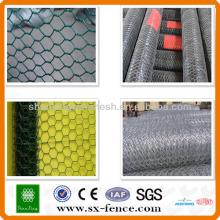 Poultry malha de arame hexagonal líquido \ rede de arame hexagonal (ISO9001: 2008 fabricante profissional)