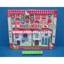 El último juego de casa de regalo de promoción con muñeca (1004701)