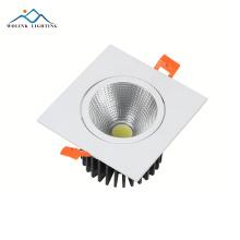 цена завода RoHS УДАР встраиваемый светодиодный светильник 20 Вт 24 Вт 30 Вт