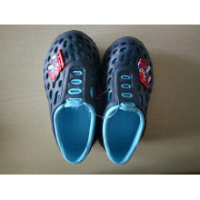 The Slipper with Rubber Cartoon Pattern Design