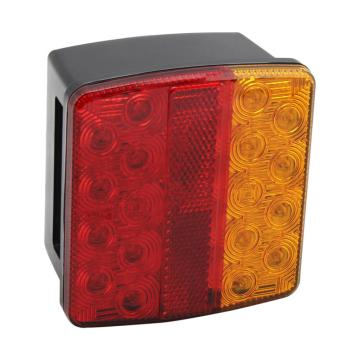 Trailer multifungsi E-Mark lampu LED