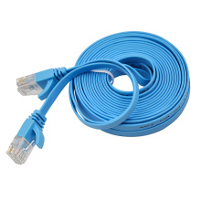 Online shopping rj45 utp cat5e flat patch cord