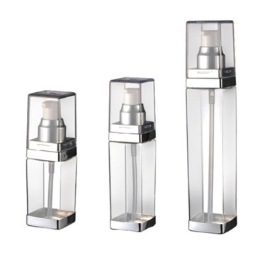 Pet Square Sprayer Bottle for Perfume and Lotion (NB186)