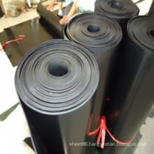 Common Black SBR Industrial Rubber Sheet