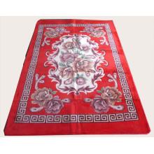 Most Popular 100% Polyester Printed Carpet