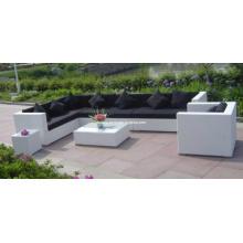 Patio Outdoor Garden Rattan Sofa Set