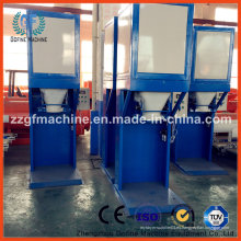 Máquina de embolsado semiautomática de gránulos