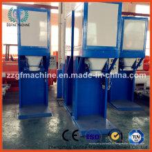 Полуавтоматическая упаковочная машина для удобрений гранулированных удобрений