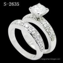 Combinaison élégante en argent 925 Micro Lady Ring (S-2635.JPG)