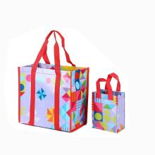 gift shopping bag,christmas gift bag,non woven gift bag