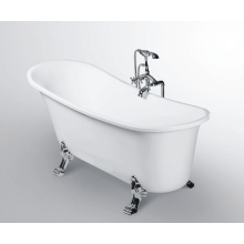 Cupc aprobó la bañera Clawfoot clásico (JL624)