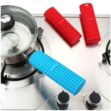Kitchen Tool Silicone Rubber Handle Cover