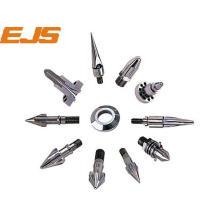 dia 88mm nitrided SKD61 screw tips