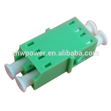 Волоконно-оптический адаптер, дуплекс LC / APC, одномодовый адаптер lc