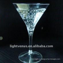 Copo De Cocktail De Plástico Transparente