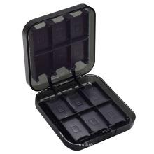 Коробка для хранения АБС 24slot 24 Солт оболочки, несущей держатель Организатор Чехол аксессуар для Nintendo Nintend переключатель карты НС ПХ