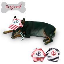 Chapéu de algodão do cão do animal de estimação do gato Chapéu de algodão do chapéu do animal de estimação do cão com furos da orelha