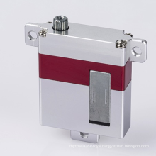 Hot-sell china factory direct Digital metal gear aluminum case programmable RC Servo for aircraft glider wing servo