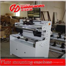 Plate Mounting Machine for Flexo Printing Machine