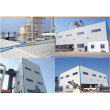 Prefabricated Steel Structure Hot-DIP Galvanized Warehouse