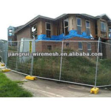 hot dipped galvanized road barricade fence (manufacturer)