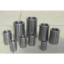 Dia.14 - 40mm 45# acero al carbono sólido Rebar conexión manga, acoplador de la barra