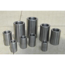 Dia.14 - 40mm aço carbono sólido de 45# Rebar conectando manga, barra do acoplador